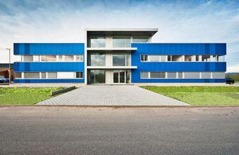 Veröffentlichung der Stahlhalle Heddesheim bei ECCA