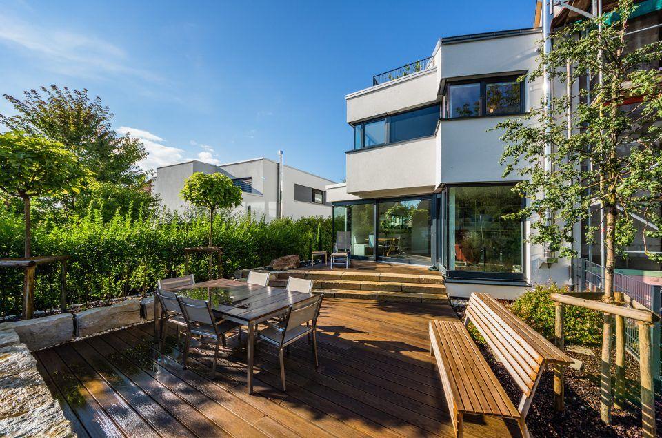 Einfamilienhaus in Weinheim im Architekturmagazin CUBE veröffentlicht