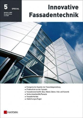 Veröffentlichung im Sonderheft von Ernst & Sohn
