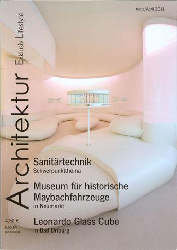 Veröffentlichung des Reflecting Cube in Weinheim