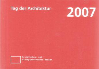 Auszeichnung Tag der Architektur 2007