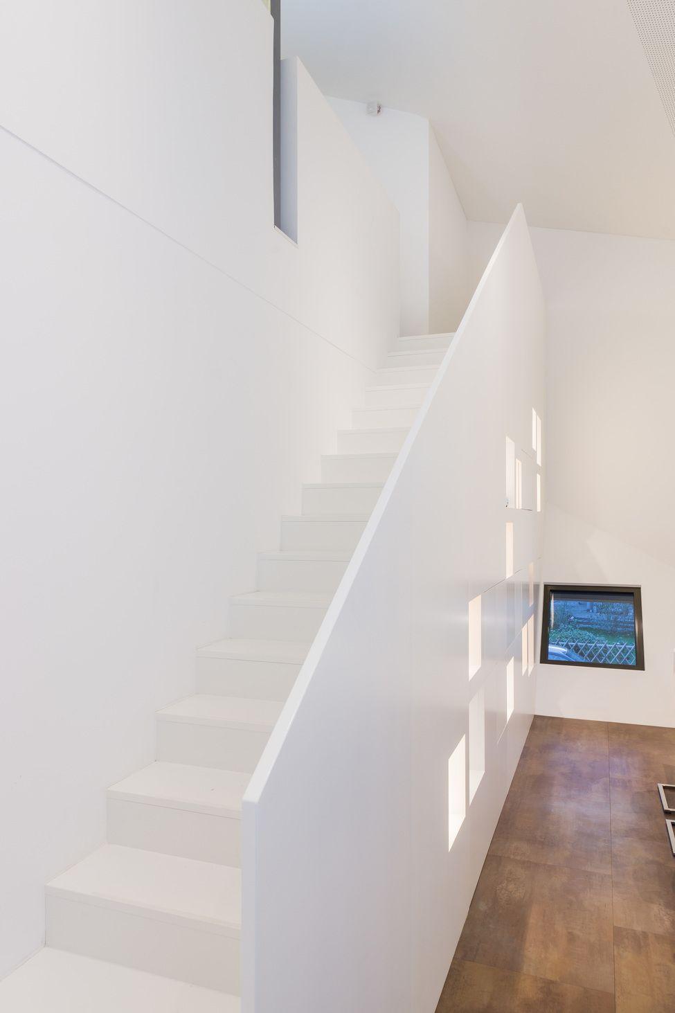 Mobelentwurf Fur Ein Architekturburo Schranktreppe Helwig Haus