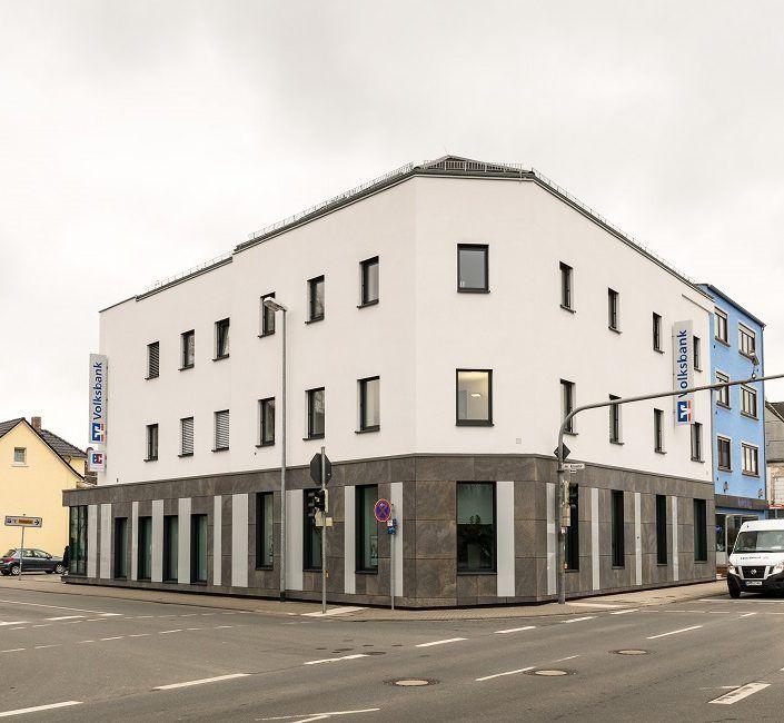 Bankgebäude Bensheim