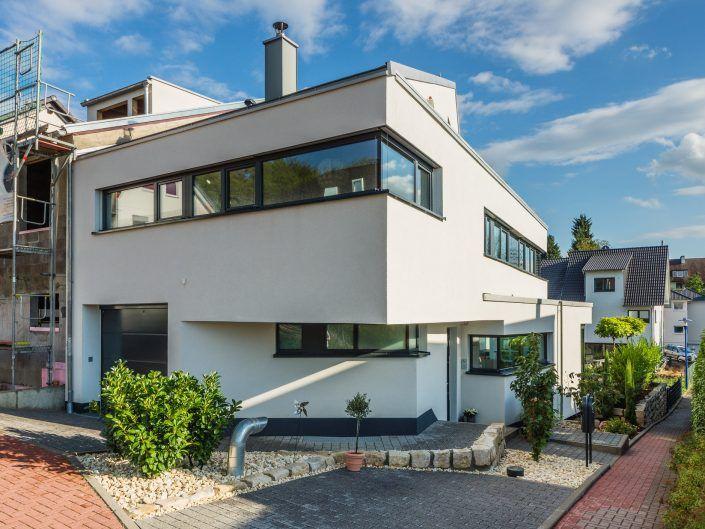aufgefächert - Einfamilienwohnhaus in Weinheim