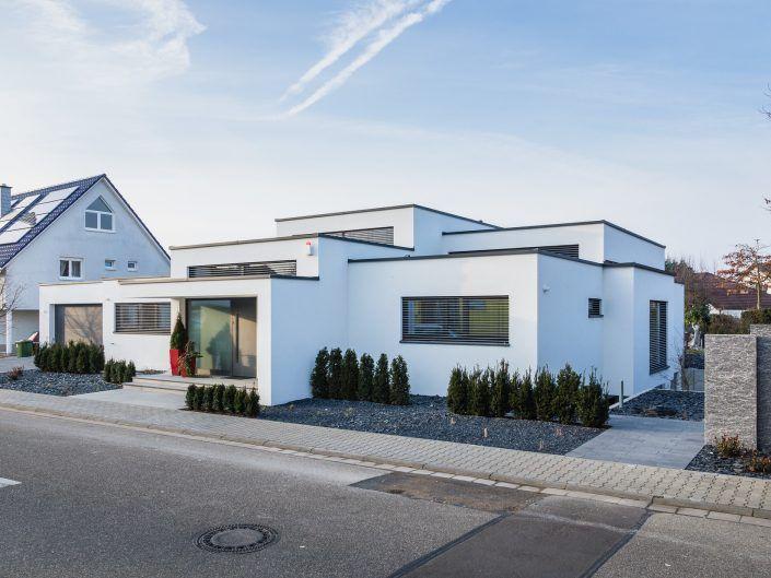 Kaskadenhaus - Einfamilienwohnhaus in Bürstadt