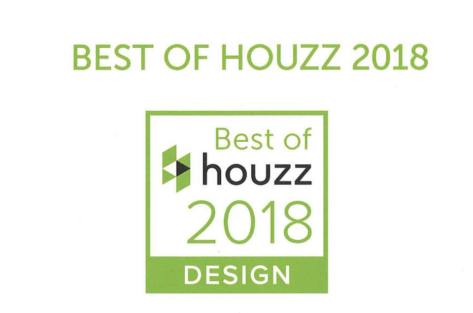 """Best-of-Houzz""-Award 2018"