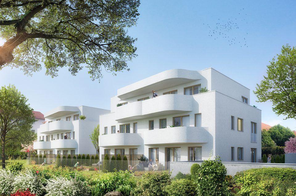 2 Mehrfamilienhäuser mit Tiefgarage in Weinheim