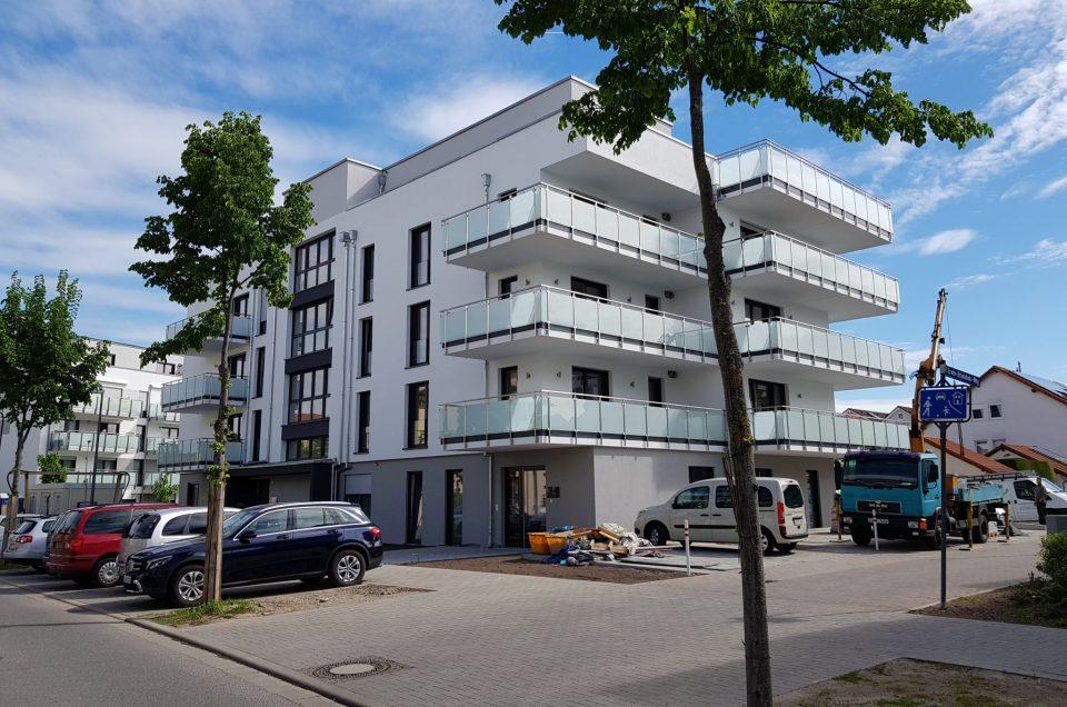 Ludwigshafen - Fertigstellung