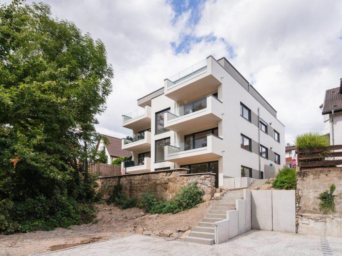 Freier Blick ins Grüne - Mehrfamilienhaus Großsachsen